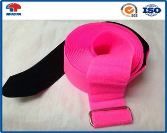 China Strong rose Reusable Pallet Straps Bulk hook and loop Adjustment 5cm * 5M supplier